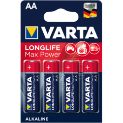 Longlife Max Power AA