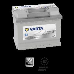 Varta Silver D39